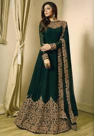 Abaya Style Suits Buy Abaya Style Dress Online From India Utsav