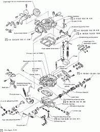 Carburetor wiring diagram 4g91 ga15 22r toyota 4y physical connections layout 960