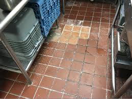 Restaurant Kitchen Tile Restaurant Wants Horrible Tile And Grout Cleaned And Or Re Grouted