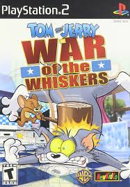 Amazon.com: Tom & Jerry in War of the Whiskers PS2 Game NEW RARE: Unknown: Video  Games