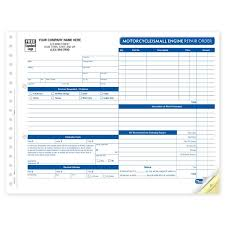 Work Order Forms Custom Work Orders Designsnprint