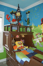 This is the absolute coolest Spongebob room iv'e ever seen!