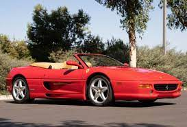 See good deals, great deals and more on ferrari f355. 28k Mile 1998 Ferrari F355 Spider 6 Speed Ford Bronco For Sale Bmw Isetta Lexus Lx470