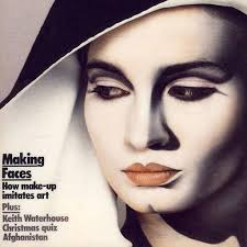 1983 observer cover photography by robyn beeche and hats by stephen jones