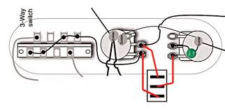 mod garage '50s les paul wiring in a telecaster, pt 2 premier telecaster wiring diagram 4 way switch at Tele Wiring Diagram
