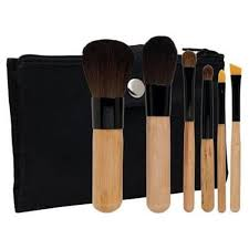 crown mini sable makeup brush set 601 0