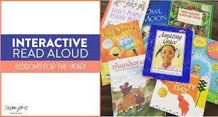 interactive read aloud lessons in my first grade clroom have pletely changed my reader s work my students love to read these clics and i now