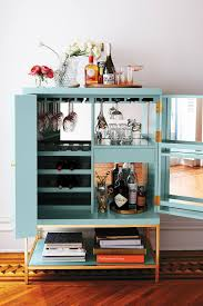 Lacquered Bar Cabinet Bars For Home Retro Home Decor Bar
