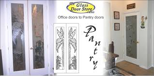 interior etched glass doors frosted tropical pantry door extraordinay 3 etched glass pantry