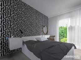 zones bedroom wallpaper: in the bedroom we went a little bit of crazy on the wallpaper