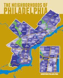 map of philadelphia sections  afputracom