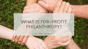 What Is For Profit Philanthropy Chart Westcott Chart
