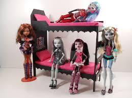 Monster High Bunk Bed – Bunk Beds Design Home Gallery