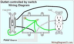 how to wire a light switch and outlet thepalmahome com light switch outlet combo wiring diagram wire up a light switch outlet combo how