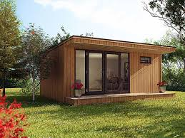 diy garden office. Fine Garden The Posh Shed Would Be 65 X 4m Split Into Two  35x4m Workshop U0026 3x4m  Garden Roomoffice Walls Constructed Out Of 4x2 In Diy Garden Office I