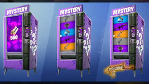 Facts About Vending Machines Custom Vending Machine Fortnite Facts