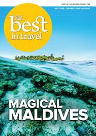 Tide Chart Maldives Baa Atoll Best In Travel Maldives By World Luxury Media Issuu
