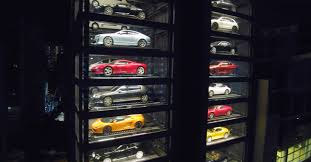 Car Vending Machine Singapore Location Impressive 48 Storey Supercar Vending Machine Opens In Singapore CarAdvice