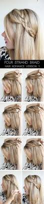 5 four strand accent braid