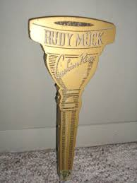Rudy Muck Trumpet Mouthpiece Chart Rudy Muck Instrument Page