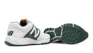 new balance 3000v3 turf. new balance turf 3000v3 baseball shoes white/green - mens i23w4049