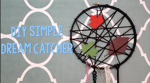 How To Make A Simple Dream Catcher DIY Simple Dream Catcher A Little Craft In Your Day 53