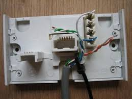 guide to rewiring internal uk phone wiring next just simply push down your tool all the way down