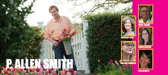 links get to know the key speaker p allen smith