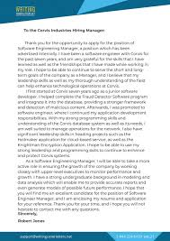 Cover Letters That Worked Internal Job Application Cover Letter Sample That Worked Position Ex