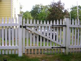 Picket Fence Gate Ideas  Jonny Lives