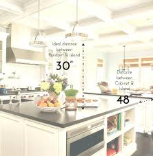 remarkable standard kitchen island height dream average size of regarding kitchen island standard height table