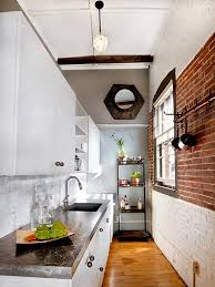 Small Picture Small Kitchen Design Ideas Budget White Glossy Marble Counter Top