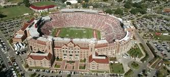 Doak Campbell Seating Chart Rows Doak Campbell Stadium History Atlanta Seminole Club
