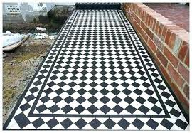 porch floor tiles black and white tile design ideas for car home modern patterns classic bathroom black and white floor tile with design patterns ideas