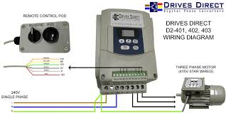drives direct digital phase converters s click here to view the d2 1 2 3 hp wiring diagram