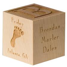 Wooden Photo Blocks Gifts