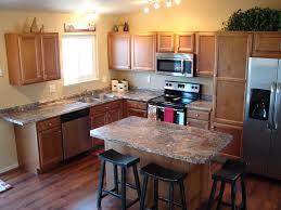 ambleside transitional kitchen