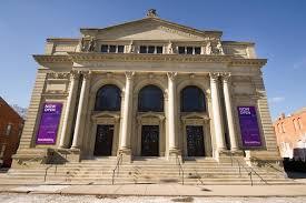 Memorial Hall Downtown Cincinnati Performing Arts Theater