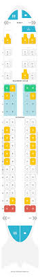 Er4 Embraer Erj 145 Seating Chart All The Embraer 175 Regional Jet Seat Map Miami Wakeboard