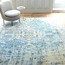 west elm blue rug teal patchwork kilim matrix wool striped