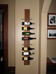 beige-paint-wall-with-wall-mounted-wine-racks-