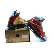 lebron shoes spider man. nike lebron james 10 x celebration pack shoes iron man spider r