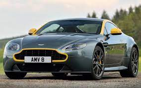 2016 Aston Martin Vantage V8 Gt Coupe Specifications The Car Guide