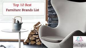 top 10 furniture brands. Best Furniture Brands List 2016/2017 Top 10