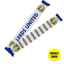KIDS BAR SCARF LEEDS UNITED | Leeds United FC Official Retail Website