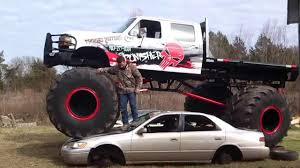The Punisher Monster Truck Monster Trucks