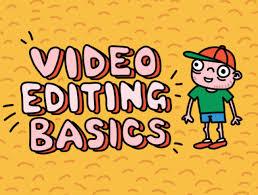 video editing basics a 15 minute mastercl