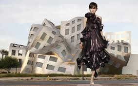 What Happens When High Fashion Is Inspired By Iconic Architecture