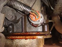 leaking tranny fluid from wiring harness plug what is it leaking tranny fluid from wiring harness plug what is it chevy and gmc duramax diesel forum