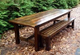diy outdoor farmhouse table. Diy Outdoor Farmhouse Table L